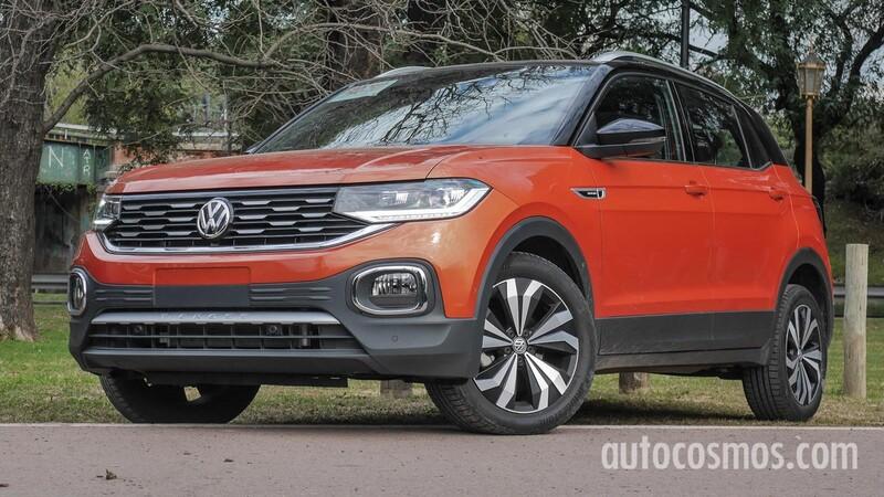 VW T-Cross 200 TSi llegaría a Argentina antes de mitad de año