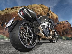 Diablo Rosso II es la llanta para la Ducati Diavel