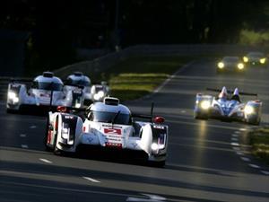 Audi gana su 13° título en las 24 Horas de Le Mans