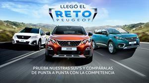 Acepta el Reto Peugeot 2020