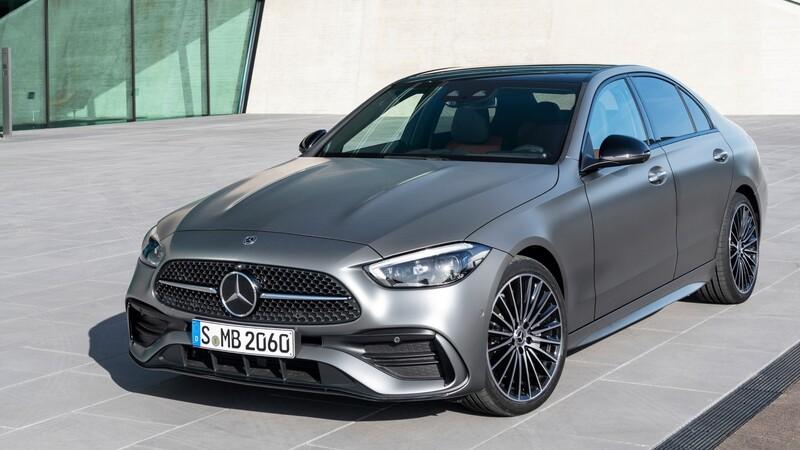 Mercedes-Benz presenta la nueva generación del Clase C