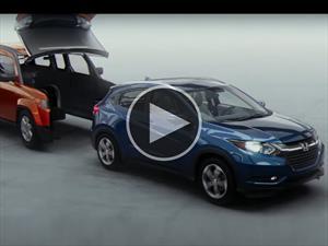 Esta es la historia de Honda para llegar al HR-V