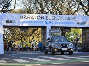 Nissan acompaña a la Maratón de Buenos Aires