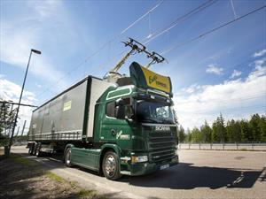 Suecia construye la primera carretera eléctrica del mundo