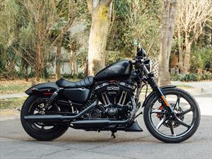 Harley-Davidson Iron 883 2016 a prueba