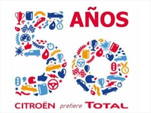Citroën y Total celebran 50 años de trabajo conjunto