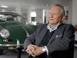 El hijo menor de Ferdinand Porsche escoje sus autos favoritos