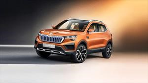 Skoda Vision IN, ideal para los mercados emergentes