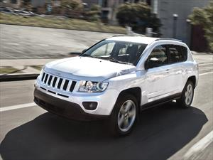 Jeep Compass Sport, en Colombia