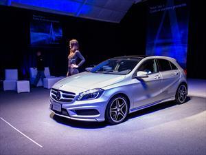 Manejamos el nuevo Mercedes-Benz Clase A