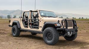 Gladiator Extreme Military-Grade Truck, un pickup de uso militar