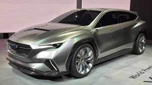 Evoltis será el nombre del primer auto eléctrico en la historia de Subaru