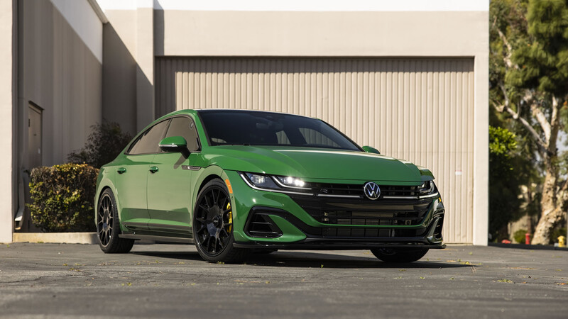 Volkswagen Arteon Big Sur Concept, más deportivo pero solo en apariencia