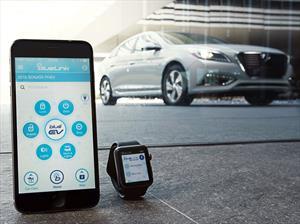 Los autos Hyundai ya pueden ser operados a través del Apple Watch