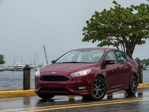 Ford Focus 2015: Primer contacto
