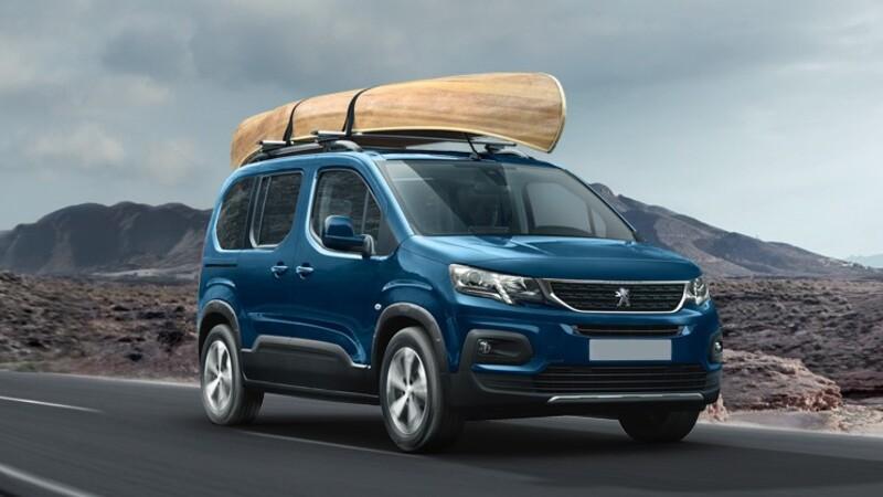 Peugeot Rifter 2022: ahora con transmisión automática y motor a gasolina