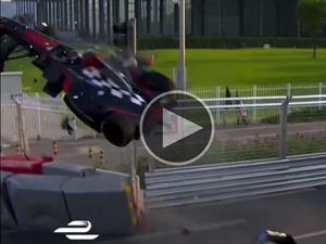 Fórmula E: di Grassi ganó el ePrix de China