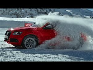 Audi SQ5 al ritmo de samba