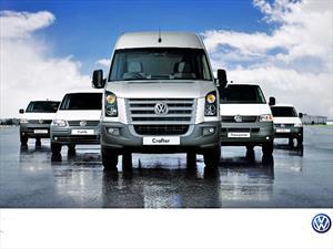 Volkswagen vehículos comerciales: Excelente comienzo de año