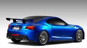 Subaru BRZ Concept Versión STI