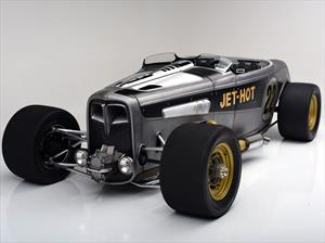 "Ford Custom ""Double Down"" 1932, un dragster con 900 CV"