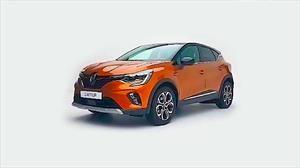 Renault muestra la nueva Captur europea