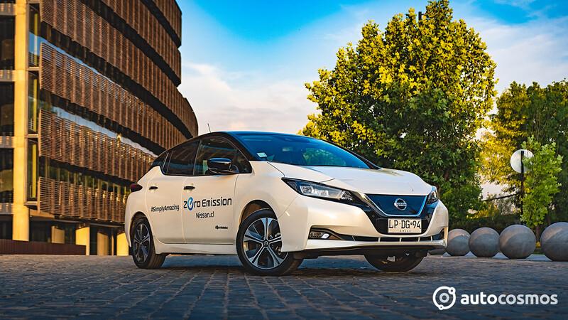Test Drive Nissan LEAF 2021, un eléctrico que te hace la vida fácil