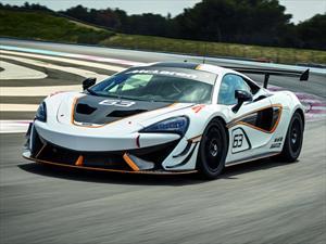 McLaren 570S Sprint, un auto de carreras homologado para las calles