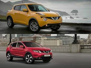 La marca japonesa más vendida en Europa es Nissan