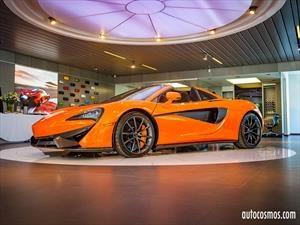 McLaren 570S Spider en Chile, el convertible de los sport series