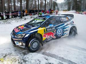 WRC: Ogier triunfa en Suecia en un show de saltos