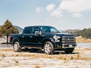 Manejamos la Ford Lobo 2015