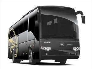 Higer, primero en ventas de buses chinos