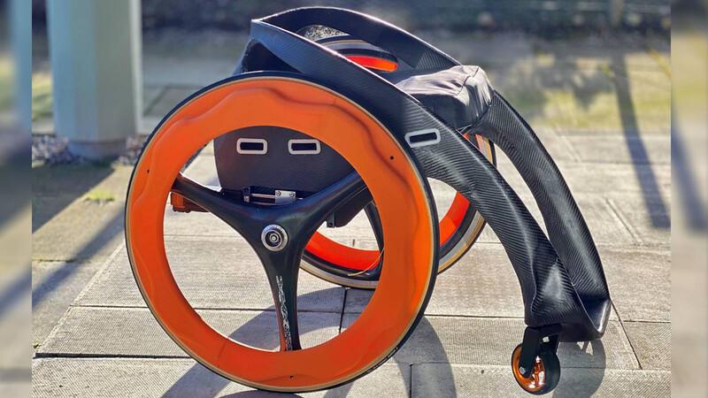 Toyota premia con un millón de dólares la creación de una innovadora silla de ruedas