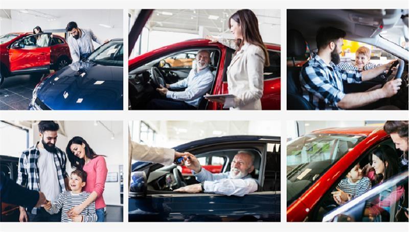 La confianza de los compradores de autos se mantiene a pesar del Coronavirus