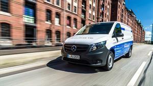 Mercedes-Benz eVito, electricidad para el trabajo
