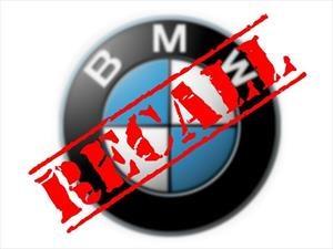 BMW y Rolls-Royce hacen recall para 34,000 unidades