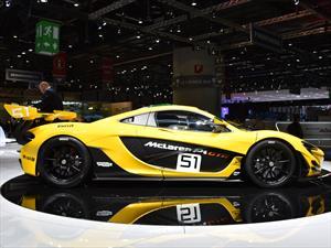 McLaren P1 GTR, deportivo muy radical