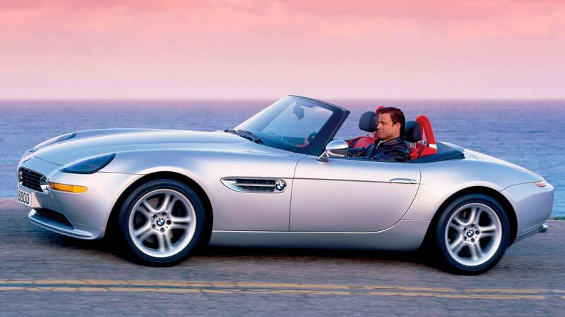 A 20 años de la aparición del BMW Z8