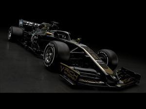 Haas VF-19 es el primer monoplaza de la temporada 2019