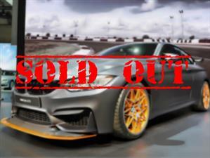 Agotadas las 700 unidades del BMW M4 GTS