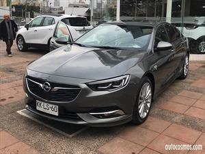 Opel se relanza en Chile de la mano de PSA
