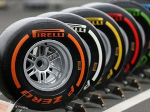 Pirelli reveló las llantas para los GP de Bélgica, Italia y Singapur