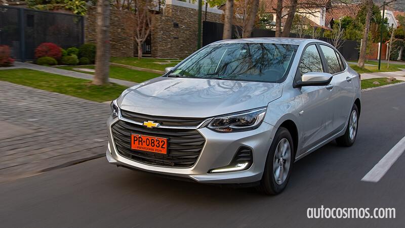 Probamos el Chevrolet Onix sedán 2021