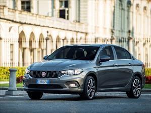 Fiat Tipo en Chile, seguridad y amplitud a bajo precio