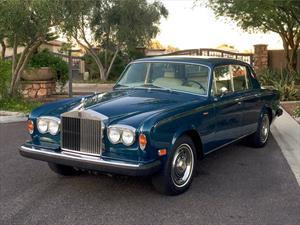 A subasta el Rolls-Royce Silver Shadow 1976 de Frank Sinatra