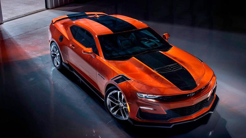 Chevrolet Camaro 2022: Ya tenemos la primera imagen
