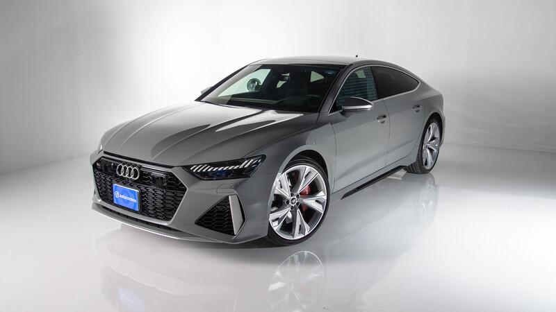 Manejamos el Audi RS 7 Sportback 2021