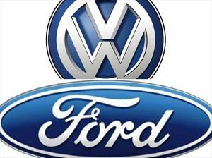 Volkswagen y Ford, muy cerca