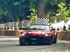 Goodwood 2018: Aston Martin DBS Superleggera, distinción británica